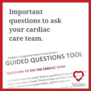 Important questions to ask your cardiac care team.
