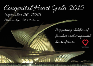 Congenital Heart Gala 2015