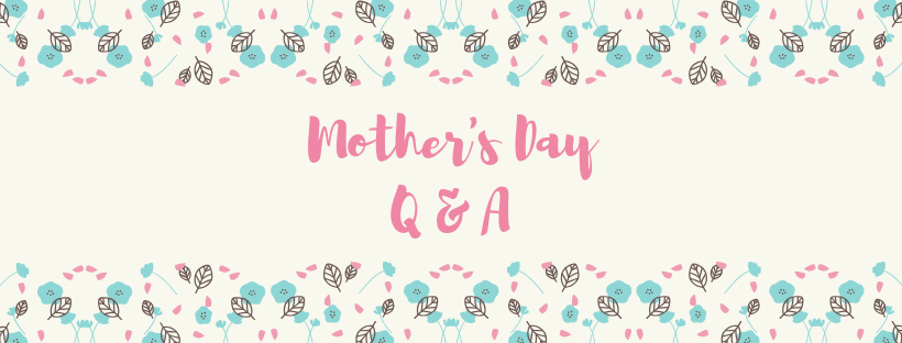 The Extraordinary Burden Of Ieps On Moms >> Mother S Day Q A Pcha